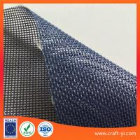 Wholesale Textilene mesh PVC Coated Polyester fabric dark blue color 1x1 weave Textilene from china suppliers