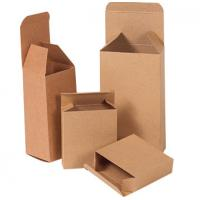 Wholesale Custom Brown Double Wall Carton Box , Long Cardboard Boxes For Mailing from china suppliers