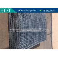 Wholesale Galvanized Gabion Baskets Welded Mesh/ Gabion Cages (Factory CE) from china suppliers