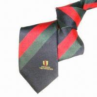 Wholesale Promotional Tie, Available in Various Styles and Colors from china suppliers