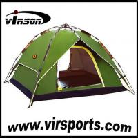 Wholesale 5-6 person ployester waterproof inflatable portable air camping tent from china suppliers