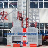 Buy cheap SC Construction Elevator Low Speed Frequency Control Factory Quote from wholesalers