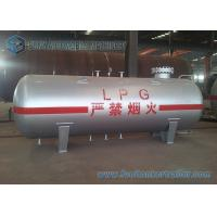 Wholesale Round Ellipse LPG Tank Trailer 32 CBM Carbon Steel Q345R Horizontal from china suppliers