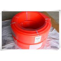 Wholesale Orange Polyurethane Round Belt Diameter 15mm With Surface Smooth from china suppliers