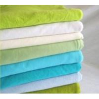 Wholesale TC Polyester Cotton Textile Knit Single Jersey Polyester Fabric for Garment from china suppliers