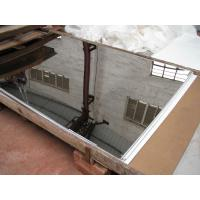Wholesale Building Mirror Polish Stainless Cr Steel Sheet Excellent Forming / Weldability from china suppliers