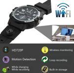 Y32 32GB 720P WIFI IP Spy Watch Camera Wireless Remote CCTV Video Monitor IR