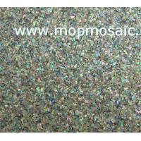 Wholesale Crushed Abalone Laminate Sheet - 9-1/2 x 5-1/2 x .06 from china suppliers