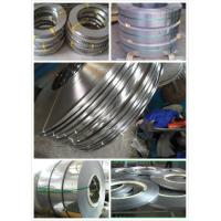 Wholesale Cold Rolled Soft Stainless Steel Coils / Sheet / Strip with Mill Edge / Slit Edge from china suppliers