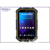 Wholesale 7 Inch Military Grade Tablet 4g lte wcdma MIL-STD 810G IP67 M16 from china suppliers