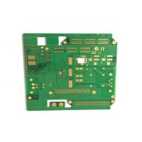 Wholesale 3oz 2.4mm Tickness Heavy Copper Board , RF4 6 Layers ENIG PCB from china suppliers