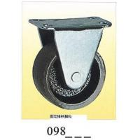 Wholesale Cast Iron small caster rigid 098 from china suppliers