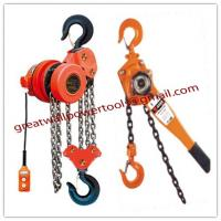 Wholesale manufacture Lever Block,best quality Ratchet Chain hoist from china suppliers