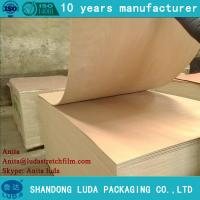 Wholesale Luda 6mm high quality white wood poplar plywood for India market from china suppliers