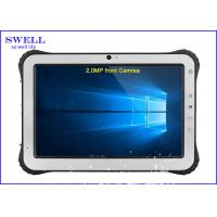 """Wholesale Rugged 10"""" Win10 I10H Toughpad GPS 3G intel 1.8GHz CE certification from china suppliers"""