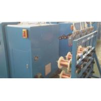 Automatic Wire cable buncher double twist buncher , cable bunching machine