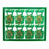 Buy cheap Multilayered PCB with HDI Board Type and ENIG Surface Finishing from wholesalers