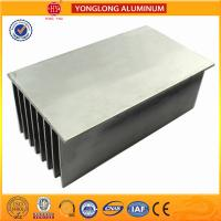 Wholesale Industrial Aluminum Heatsink Extrusion Environment Protected from china suppliers