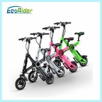 Wholesale 250w Folding Scooter For Adults With Brushless Gearless Motor from china suppliers