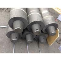 Quality High Quality Density 1.65g price graphite electrode with 2100mm length for sale