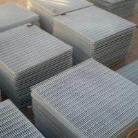 China Welded Wire Mesh Panels|4x4mesh Steel/Galvanized Wire 2400x1200mm as Fence Mesh on sale