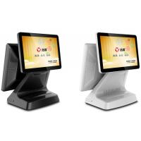 Wholesale Natural Brilliant Colors 2 Touch POS System With Performance CPU Quad Core 2GHz from china suppliers