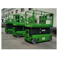 Wholesale Mobile Electric Self Propelled Aerial Work Platform With 300 - 560 kg Load from china suppliers