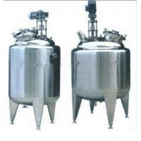 Wholesale Mirror Polished Stainless Steel Reactor , Not Easily Get Rust from china suppliers