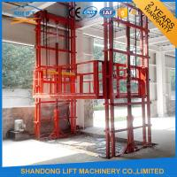 Wholesale Construction Material Handling Warehouse Elevator Lift 2 T Loading Capacity from china suppliers