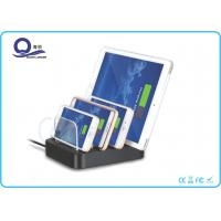 Wholesale 30W 4.8A Multiple USB Charger , Desktop Charging Station Organizer with 4 Ports from china suppliers