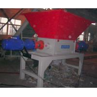 Wholesale Automatic Crushing Plastic/ Rubber / Wood Recycle Two Shaft Shredder from china suppliers