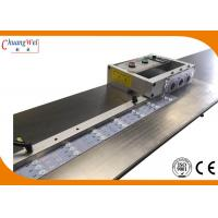 Buy cheap Automatic  Feeding Separator Machine For Pcb Aluminum Board with 6 Blades from wholesalers