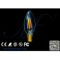 Wholesale New Arrival 360 Degree Beam Angle E14 4Watts CE RoHS FCC SAA UL Led Filament Bulbs Filament Lamps Filament Lights from china suppliers