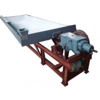Wholesale Gold Concentrate Machine Shaker Table from china suppliers