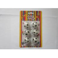 Wholesale Disposable Cool Football Shaped Candles Eco Friendly Paraffin Wax Material from china suppliers
