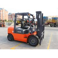 Wholesale 4 Ton Balance Weight Type Diesel Forklift Truck With 3M Lifting Height Wholly Integrated Frame from china suppliers