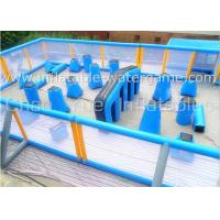 Wholesale Outside Inflatable Paintball Bunker Field from china suppliers