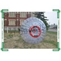 Wholesale Clear Inflatable Zorb Ball for Kids , Water Human Hamster Ball from china suppliers