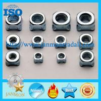 Buy cheap Welded Nuts, Square weld nuts,Stainless steel welded nuts,Aluminum weld nut, Hexagon welded nuts,Weld nuts from wholesalers