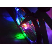 Wholesale Ultra Bright 8 Led Bike Wheel Lights Battery Operated For Night Riding from china suppliers