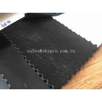 Wholesale Home Decoration Upholstery PU Synthetic Leather Fashion Steel Wire Embossed from china suppliers