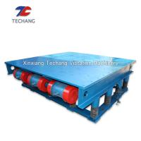 Wholesale Concrete Mould Vibration Table / Shaker Testing Device Carbon Steel Material Made from china suppliers