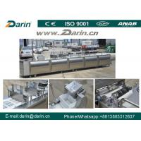 Wholesale Healthy Nutritional Vegetarian Cereal Bar Making Machine with Siemens PLC & Touch Screen from china suppliers