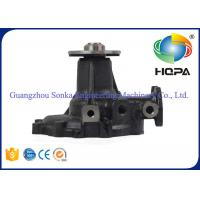 Wholesale ISO9001 Compliant Excavator Hydraulic Parts Kobelco SK200-8 J05E Water Pump from china suppliers