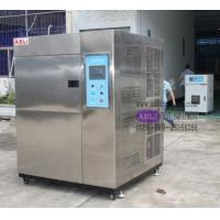 Wholesale Three Chambers Air-Cooled Programmable Thermal Shock Test Chamber from china suppliers