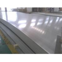 Buy cheap Chemical Hot Rolled Stainless Steel Plate 304 / 304L With High Density from wholesalers