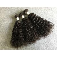 Wholesale 100% Unprocessed Peruvian Remy Hair Extensions Customized Length For Beauty Salon from china suppliers