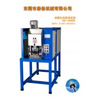 Wholesale Fully CE Certificate Automatic Wire Crimping Machine For Two Flat Parallel Prongs from china suppliers