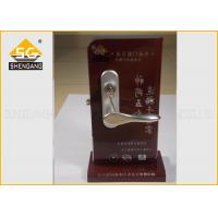 Wholesale Noise Elimination Adjustable European Door Lock , Silent Lock Of Zinc Alloy from china suppliers