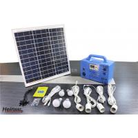 Wholesale Heineer DC System-Solar Home System SG1230W portable solar power system from china suppliers
